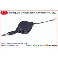 Wholesale Retractable 3.5DC Headphone Audio Speakers Cable from china suppliers
