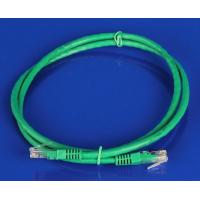 Wholesale EIA/TIA 568A 568B Networking LAN Cables RJ45 F/UTP Cat5e Patch Cords from china suppliers