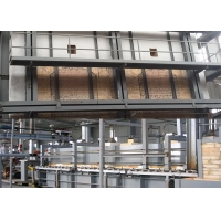 Buy cheap 20TPD 30TPD 50TPD Glass Melting Furnace Industry Production Unit from wholesalers