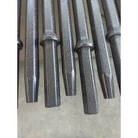 Wholesale Hardened Tapered Drill Rod With Shank 22 X 108mm 610mm - 8000mm Length from china suppliers