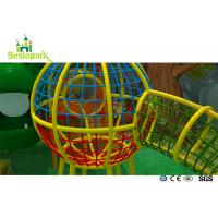 Wholesale Net Rope Plastic Baby Indoor Playground For Residential Quarters / Community from china suppliers