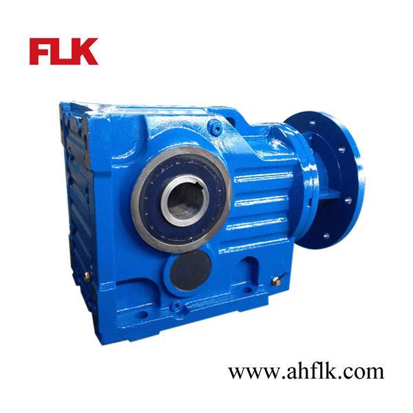 Ka77 helical bevel hollow outlet gear motor of item 103480014 for Hollow shaft gear motor