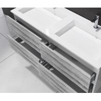 Wholesale Solid Surface Bathroom Vanity Cabinets Non Toxic Eco Friendly from china suppliers