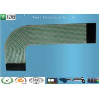 Quality Customized 14 Pin Connector Three layers Two Sides ESD Shield Layer PET Flex for sale