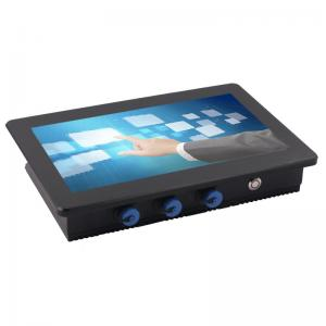 Wholesale seamless High Sensitive 10 Points Rugged Panel PC from china suppliers