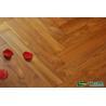 Buy cheap Teak Herringbone engineered wood flooring Teak art parquet from wholesalers
