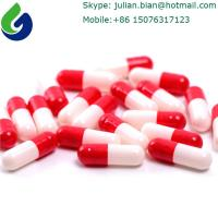Wholesale GMP factory supply hard gelatin empty capsule size 00 0 1 2 3 4 5 from china suppliers