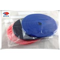 Wholesale Large 100Mm Cable Tie Roll / Hook & Loop Cable Ties For PC computer , Waterproof from china suppliers
