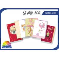 Wholesale Handmade Festival Greeting Cards Decoration Birthday Paper Greeting Card Design and Printing from china suppliers