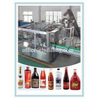 China Wine / Whisky / Alcohol / Rice Liquid Bottle Filling Machine SS304 / 316 wholesale