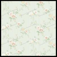 Wholesale elegant decorative wall paper flower design non-woven textile wallpaper from china suppliers