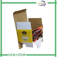 Wholesale Heavy Duty Foldable Corrugated Carton Box Printing Large Size from china suppliers
