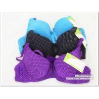 Wholesale Dot Print Wired Bra( 308) from china suppliers