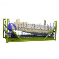 Buy cheap Feed Machinery Rotary Sifter for Animal feed pellet line processing from wholesalers