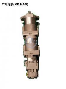 Wholesale 705-56-26081 Komatsu Pump Assembly For Wheel Loaders WA200 WA200PT from china suppliers