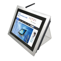 Wholesale 10.4 Inch 3mm Bezel Fanless Touch Panel Pc With RS485 RS232 from china suppliers