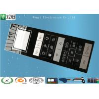 Wholesale Silkscreen Print Capacitive Membrane Switch Panel For Household Appliances from china suppliers