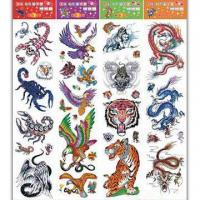Wholesale transfer tattoo sticker from china suppliers