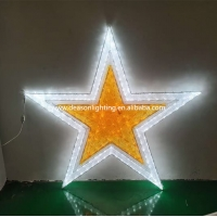 Wholesale large lighted christmas star from china suppliers