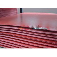 Wholesale Low Smoke GPO3 Fiberglass Sheet Heat Resistance For Bus Bar Supports from china suppliers