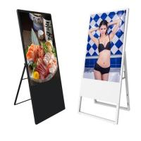 Wholesale 32 inch Portable Digital Advertising Display Board Poster,LCD Android Digital poster from china suppliers