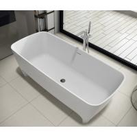 Wholesale Commercial Artificial Stone Bathtub Non Porous Seamless Joint from china suppliers