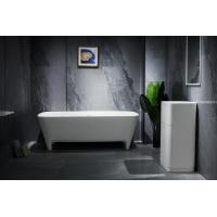 Wholesale Stone Resin Free Standing Deep Soaker Tub Anti Yellowing Easy To Maintain from china suppliers