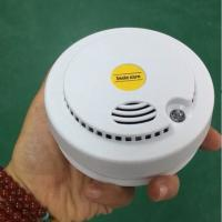 Wholesale Hot - selling Photoelectric Smoke Alarm with 10 Year Lithium Battery For Home Fire Security from china suppliers