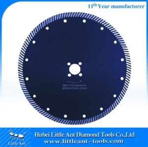 Wholesale Wet use Masonry diamond Turbo blade 4