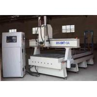 China Woodworking Cnc Router Machine With Rotable Spindle on sale