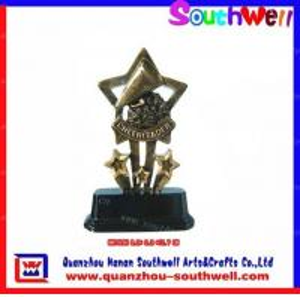Cheerleader Star Awards Trophy