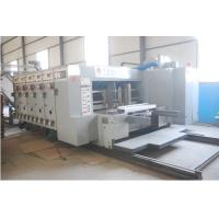 Wholesale automatic lead edge high speed printing slotting die cutting machine from china suppliers