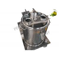 Wholesale Safety Ethanol / Alcohol CBD Oil Extraction Machine With Ex - Proof Motor from china suppliers