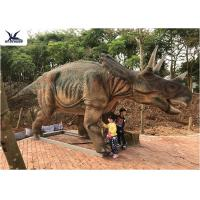 Wholesale Realistic Full Size Dinosaur Models , Garden Artificial Life Size Dinosaur Models  from china suppliers