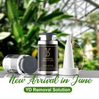 Quality New Product YD Liquid Removal Solution for Permanent Makeup Old Tattoo Eyebrow for sale