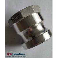 Wholesale Aluminum camlock fittings type A from china suppliers