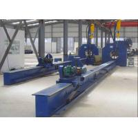 Wholesale Automatic Spot Light Pole Welding Machine For Round Octagon Pole SAW Type from china suppliers
