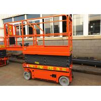 Wholesale 5.8m Self Propelled Aerial Work Platform Industrial For Factory Construction from china suppliers