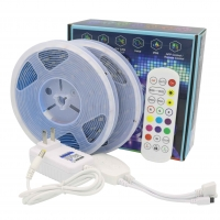 Wholesale IP65 24 Keys 30LEDs/m SMD5050 Bluetooth Led Strip Light Patented from china suppliers