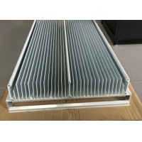 Wholesale 5G Signal Base Station 6063 Aluminium Heat Sink Profiles 600mm 500mm Width from china suppliers