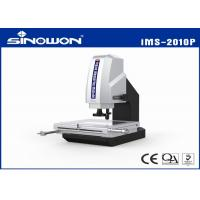 Quality 3D Manual Vision Measuring Machine High Definitive Detented Zoom Lens for sale