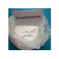Wholesale Oxcarbazepine 28721-07-5 Nervous System Drug Treat Epilepsy 99% Purity from china suppliers