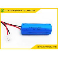 Wholesale 3.6V 4000mAh Lithium Primary Battery ER18505 Li SoCl2 Lithium Battery Size A ER18505 from china suppliers