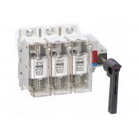 Wholesale 400a Max Current Fuse Disconnector Switch NH2 Blade Fuse HGLR-400/3 Type from china suppliers