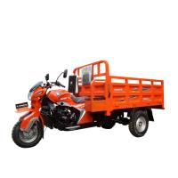 Wholesale 4 Stroke Three Wheel Cargo Motorcycle / 200CC Cargo Tricycle RWD Drive. from china suppliers