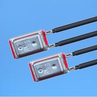 Quality AWG KW bimetal thermal protector electric temperature switch 250V 10A for HID for sale