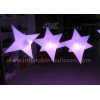 1M PVC Airtight Inflatable Hanging Stars Balloons / Helium Lighting Balloon & Wholesale Inflatable Lighting Balloon from Inflatable Lighting ...