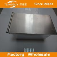 Wholesale Factory direct wholesale aluminium Non-stick Bread Baking Pan- toast bread baking pan with lid from china suppliers