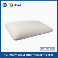 Traditional Shape Memory Foam Pillow : Kind size Traditional Shape Memory Foam Pillow with gel and air circulate channels of item 105386944