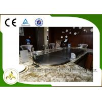 Wholesale Oval Shape Upper or Down Exhaustion Electric Tube Heaters Teppanyaki Grill For Home Use from china suppliers